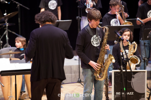 jove big band sedajazz