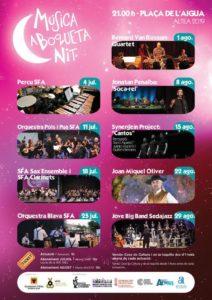 concert, boqueta nit, altea, jazz