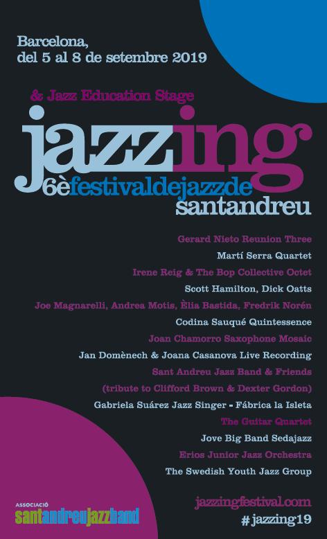 Barcelona, jazz, taller de musics