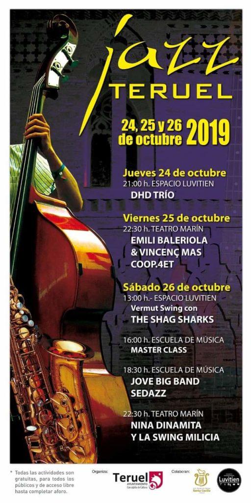 festival jazz teruel, jovebigbandsedajazz, sedajazz